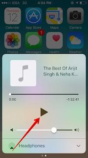 تشغيل فيديوهات اليوتيوب في الخلفية على الايفون والايباد iOS 10