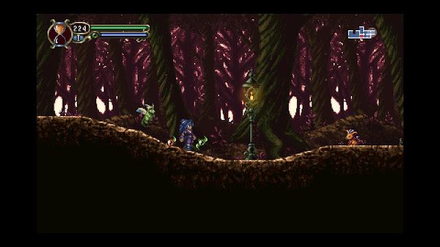 Timespinner - Forest