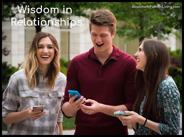 Wisdom in Relationships
