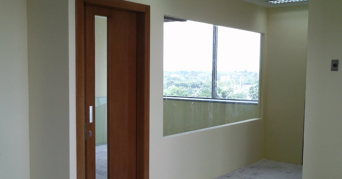 Kusen Pintu Aluminium Rumah Minimalis