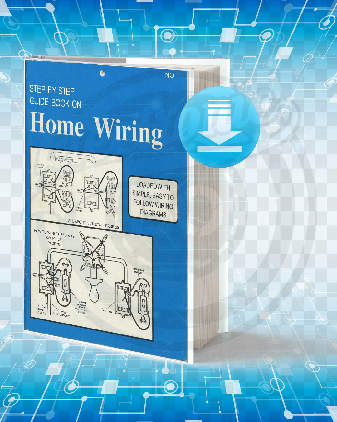 download step by step guide book on home wiring pdf  [ 1080 x 1350 Pixel ]
