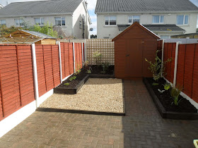 Perfect Home And Garden Design The Low Maintenance Garden Makeover