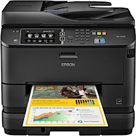 Work Driver Download Epson Workforce Pro WF-4740