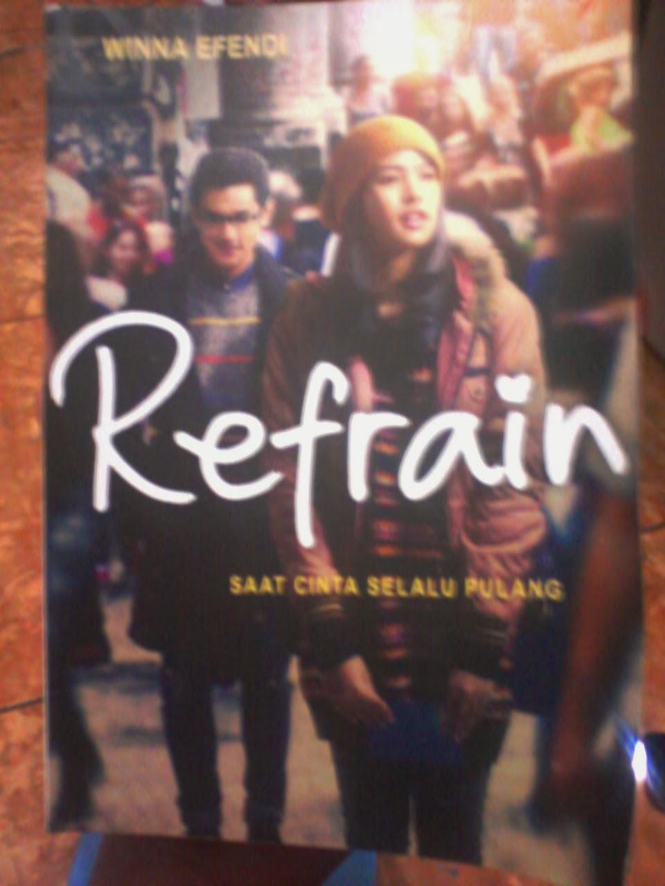 REFRAIN NOVEL EBOOK
