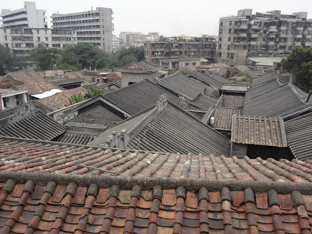 Barrio del gran horno dragón de Foshan