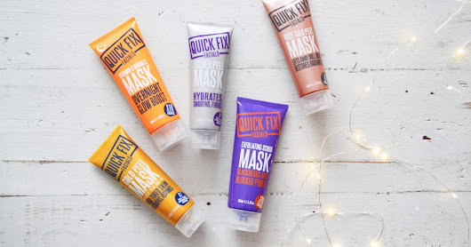 Quick Fix Facials | Face Mask Review