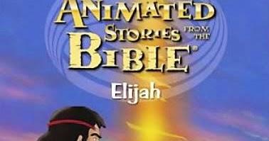 Animated Bible Story: Elijah