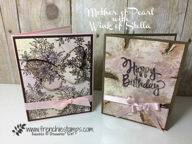 Awesomely Artistic, Stylized Birthday, Glossy Paper, Bold Butterfly Framelits, wink of stella, Stampin'Up!