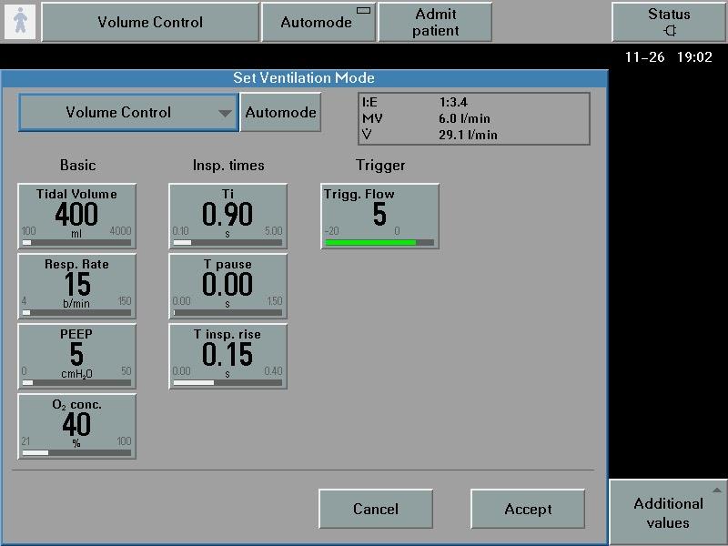 Vent Settings Simv Ppt basics of mechanical ventilation powerpoint