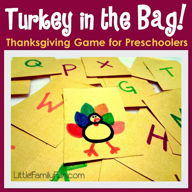 http://www.littlefamilyfun.com/2012/11/turkey-in-bag-game-for-preschoolers.html