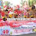 Ribuan Anak Usia Dini Ikuti Karnaval Peringatan Kemerdekaan RI ke 73.