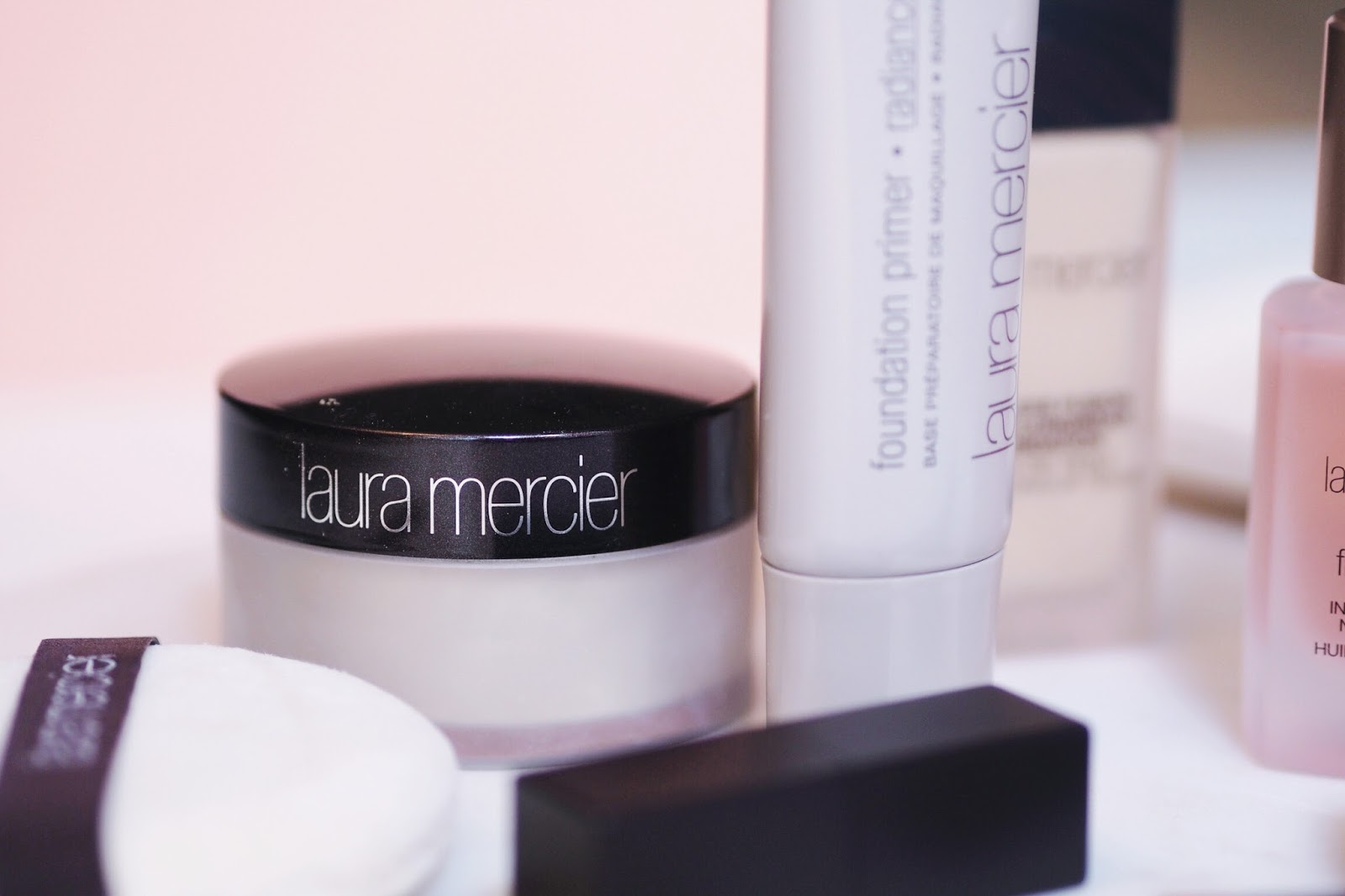 Laura Mercier Flawless Fusion foundation review products