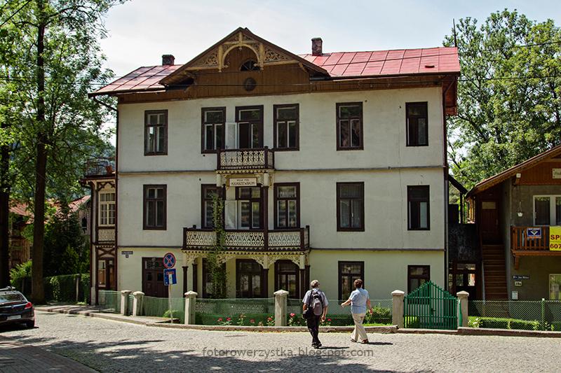 Willa Pod Kraszewskim