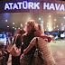 Milletce başımız sağolsun. Yaralılara acil şifalar. Terör çirkin yüzünü bu defa Atatürk Havaalanında gösterdi. Saldırıyı lanetliyoruz.