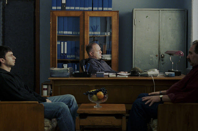 A Still from Police, Adjective