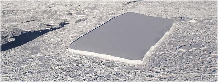 novo iceberg retangular