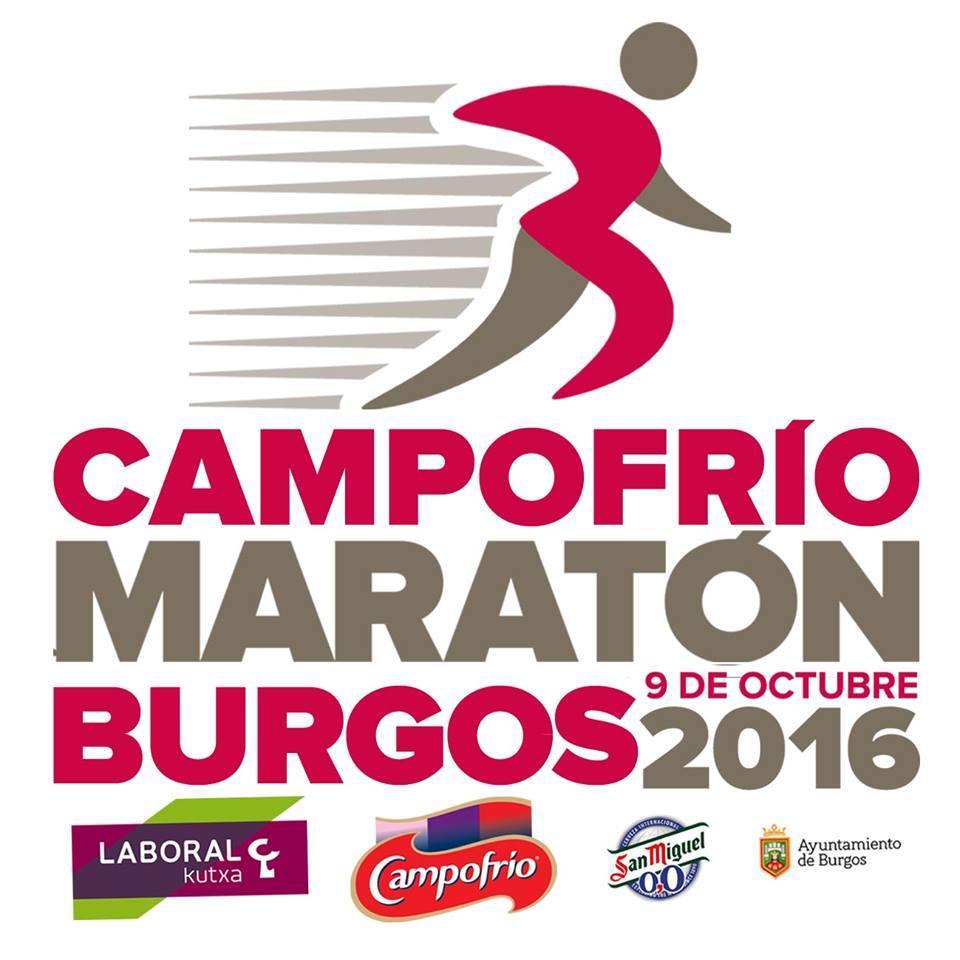 Maratón de Burgos - 9 de Octubre