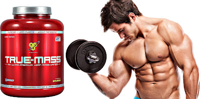 True mass mass gainer masa muscular