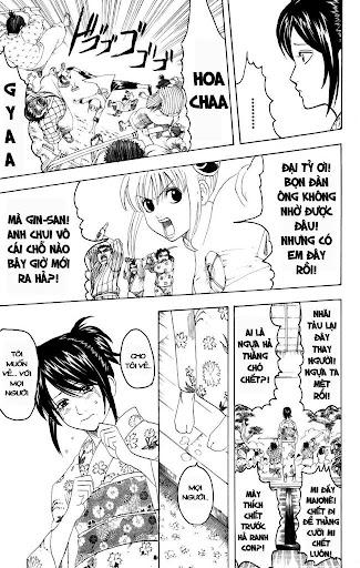 Gintama Chap 120 page 19 - Truyentranhaz.net