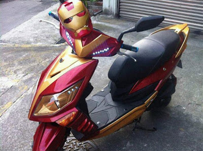 15 Creative Iron Man Inspired Products And Designs