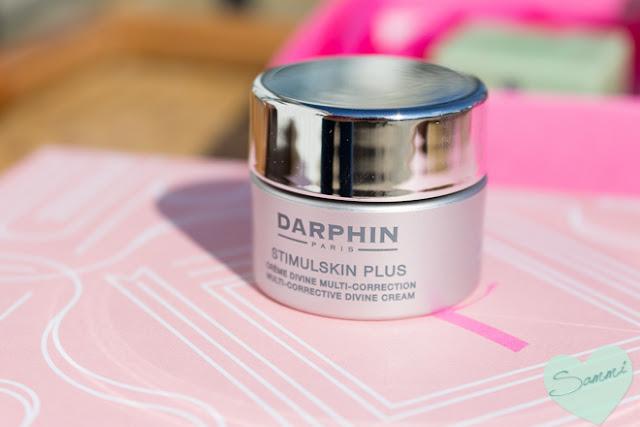 DARPHIN Stimulskin Plus Multi-Correcting Divine Cream - Birchbox: October 2015 Power Pose Box Review