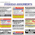Assignment AbroadTimes epaper today pdf 2019,
