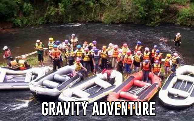 tempat wisata rafting di bandung