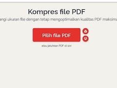 Cara Kompres File PDF di HP dan Laptop Sesuai Keinginan