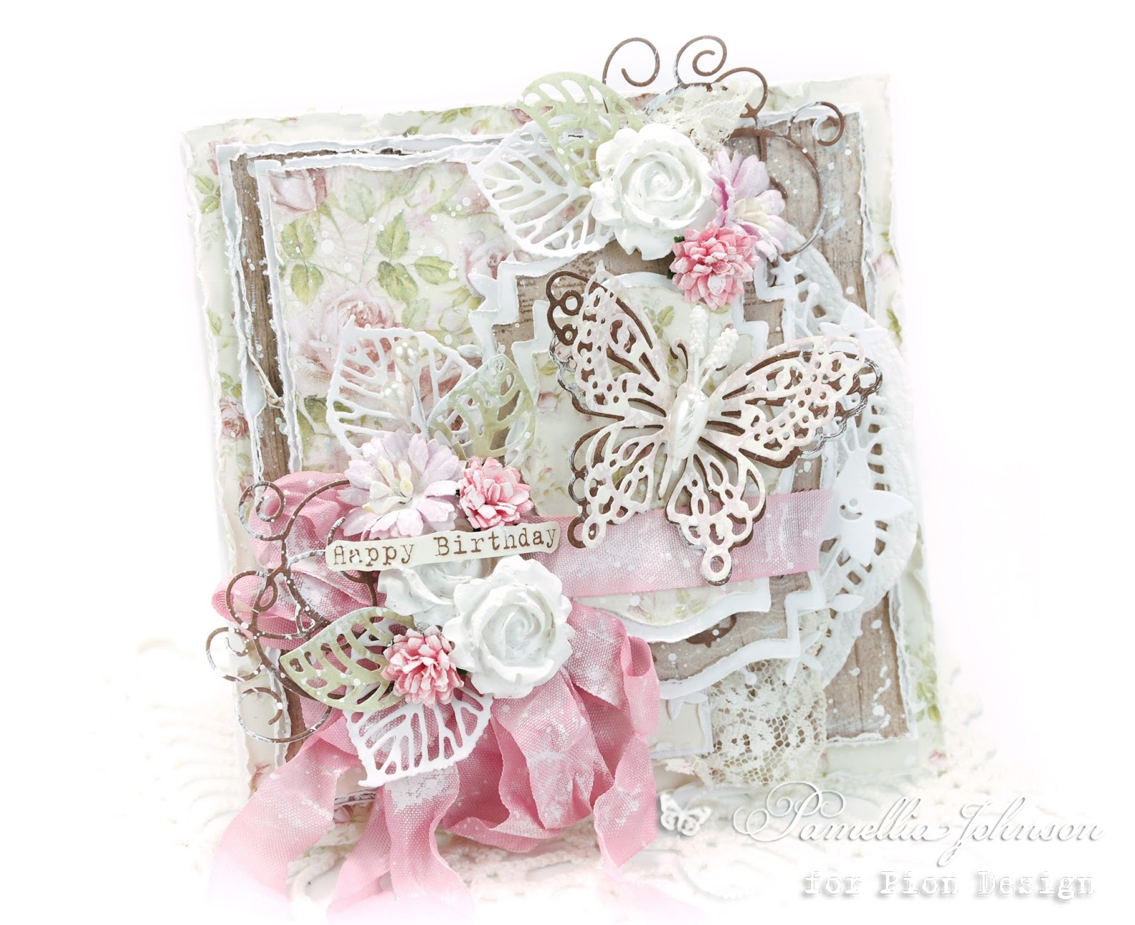 My Little Craft Things Pion Design