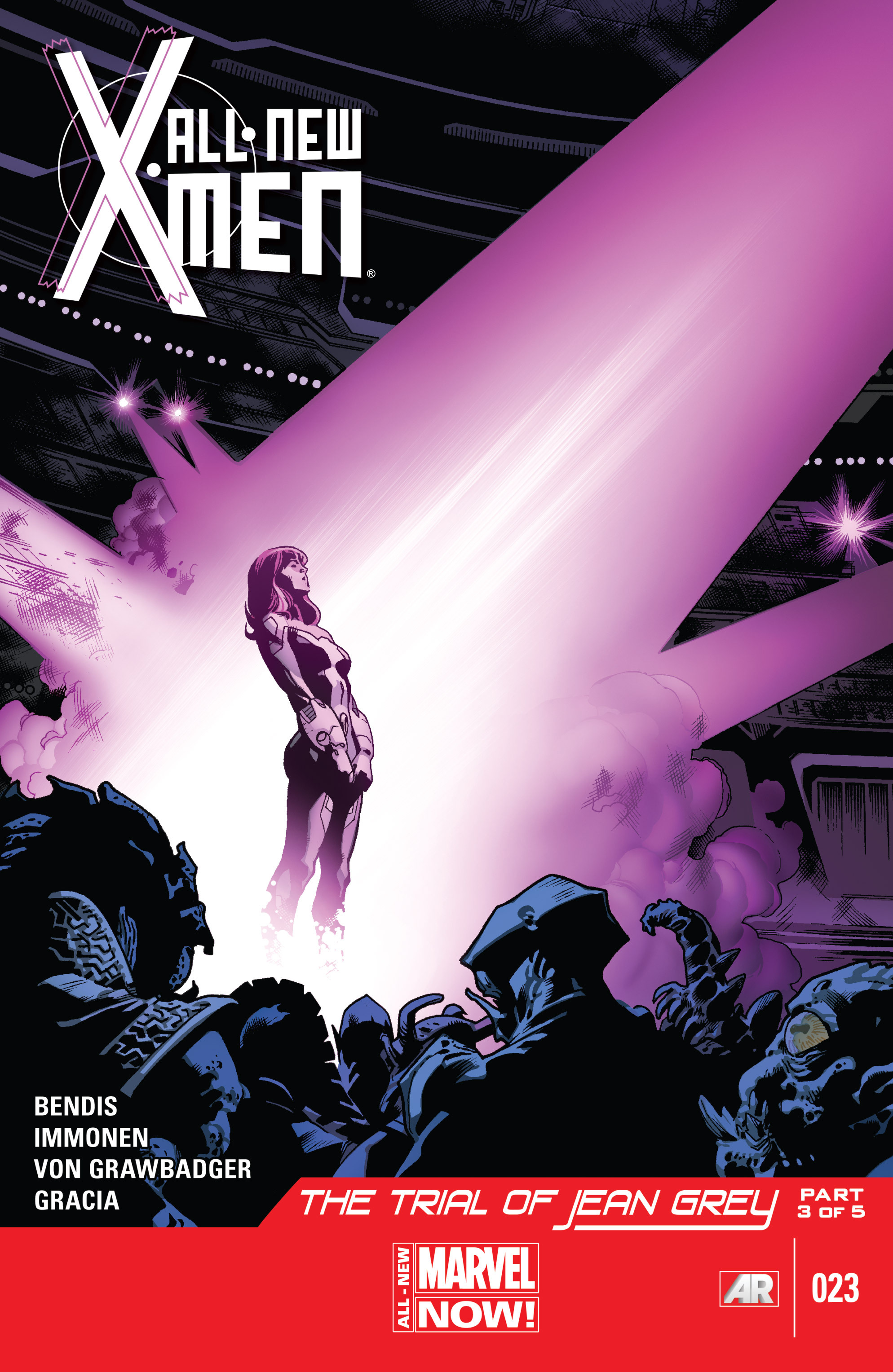 Read online All-New X-Men (2013) comic -  Issue #23 - 1