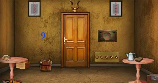 Wooden House Escape 2 - Juegos de escape Solución