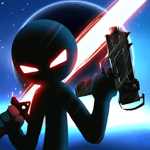 Stickman Ghost 2: Galaxy Wars - VER. 6.6 Unlimited (Gems - Coins) MOD APK