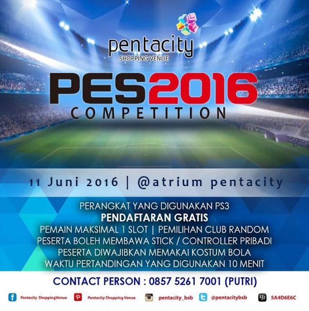 Kompetisi PES 2016 di Balikpapan Terbaru