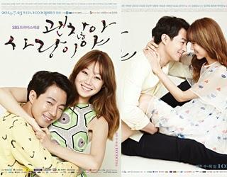 KOREA DRAMA It's Okay, That's Love