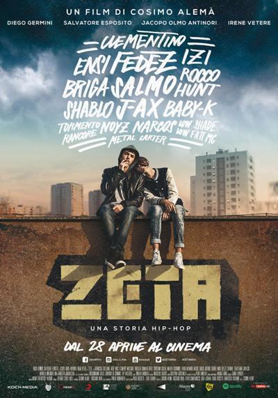 Zeta: una storia hip hop 2016 film completo