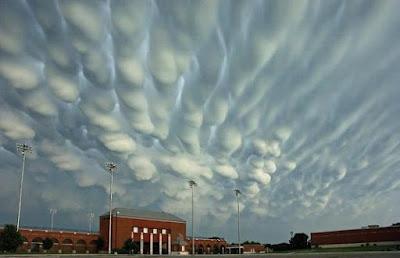 mammatus bulutları