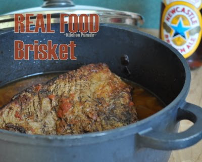 Real-Food Brisket