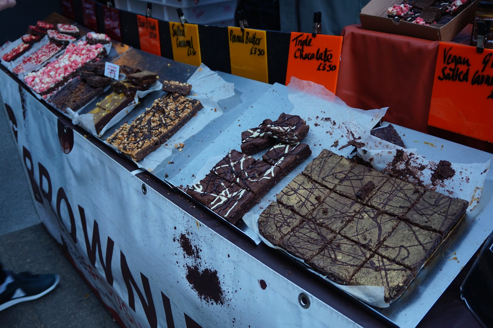Maltby Street Market | Artistic Fascination
