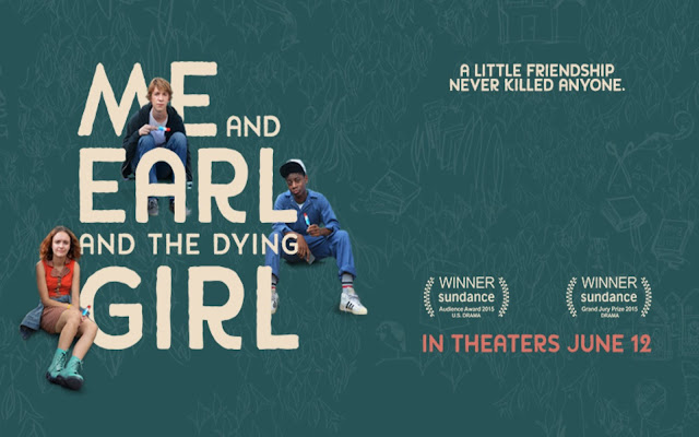 Me , Earl , and the dying girl