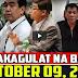 Nakakagulat Na Balita - October 09, 2017 | Aguirre | Alejano | Bautista | Duterte | Andanar | Marawi