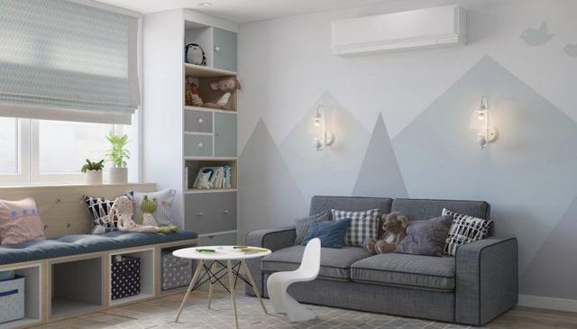 Thiết kế căn hộ 84m2 - Ảnh 15