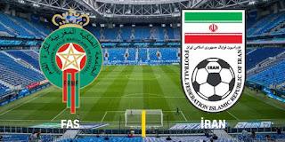Fas - İran Canli Maç İzle 15 Haziran 2018
