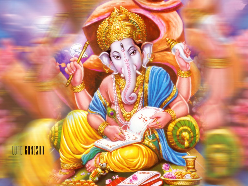 ganesha desktop full hd wallpaper festival 2013