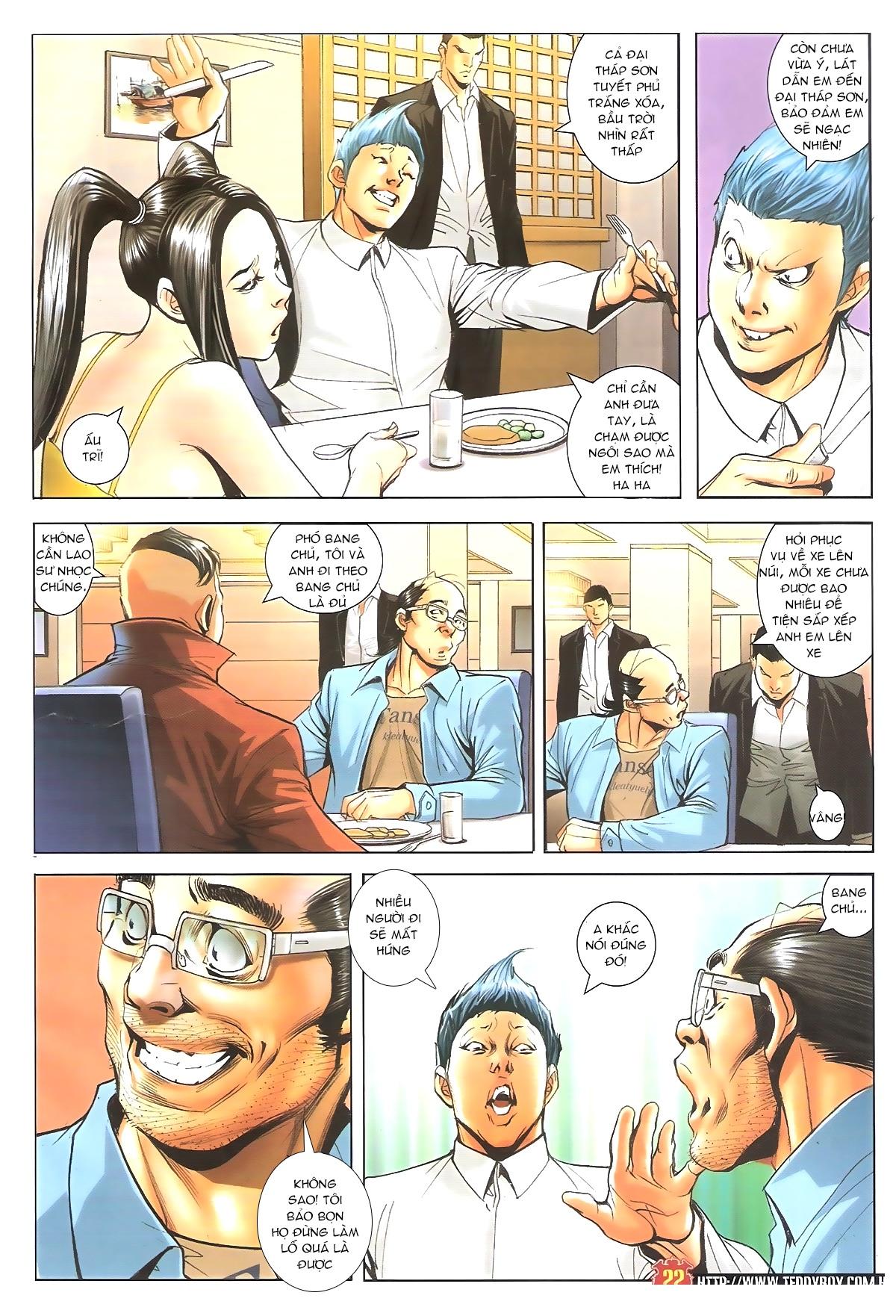 Người Trong Giang Hồ - Chapter 1612: Thần nhân tương ngộ - Pic 19