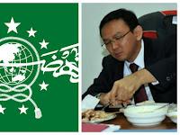 Akibat Gelar 'Sunan' Ahok, GP Ansor Ditantang Tambah Satu Bintang di Logo NU, Berani?