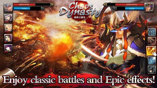 Chaos Dynasty versi terbaru