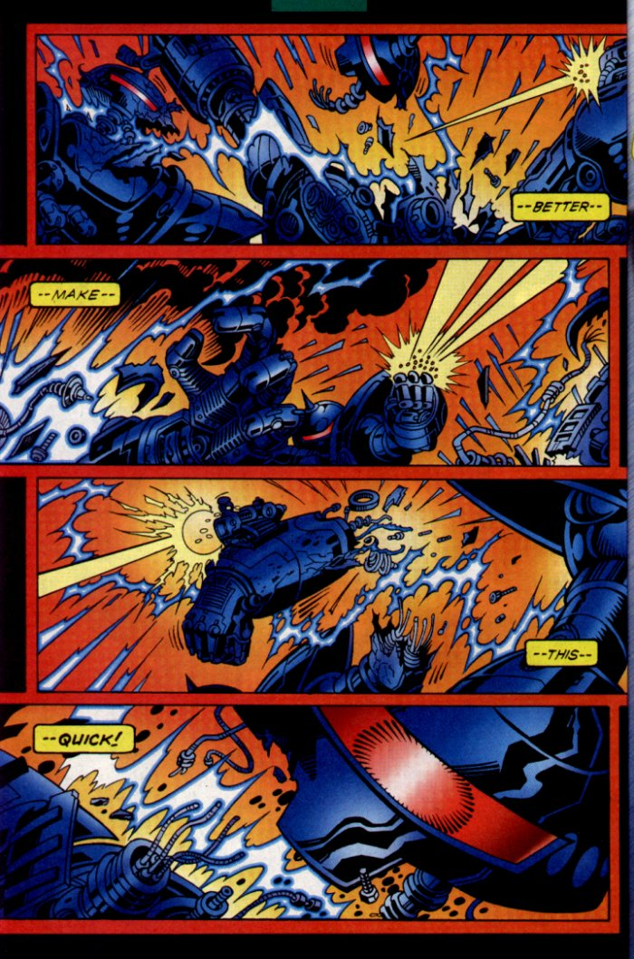 Read online Sonic The Hedgehog comic -  Issue #130 - 7
