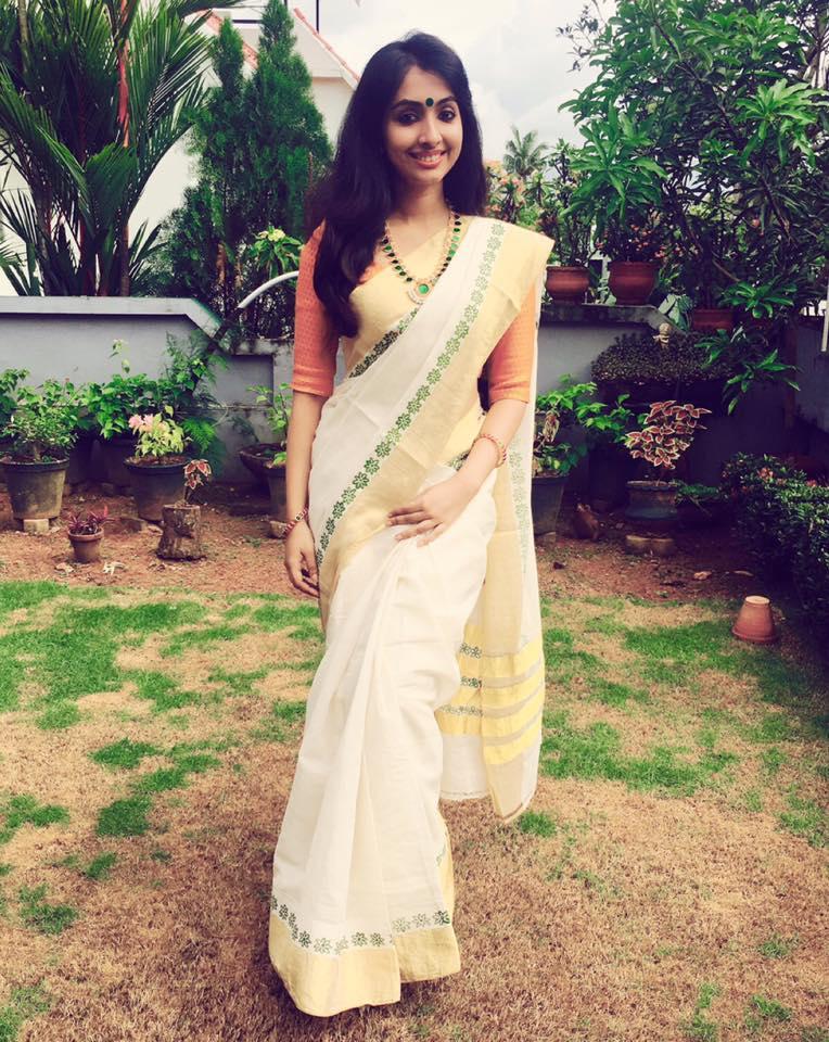 Malayalam Actress Onam Celebration Photos 2016 In Kerala -7901