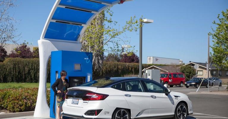 "My Faurecia Benefits >> ""Hydrogen Technology"" LLC: First Came the Hydrogen Cars"