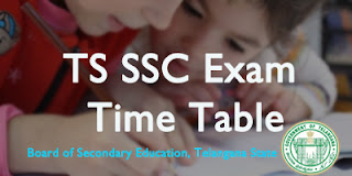 ts ssc time table 2019 bse telangana ssc date sheet 2019 pdf download